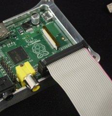 Raspberry Pi Case GPIO Access
