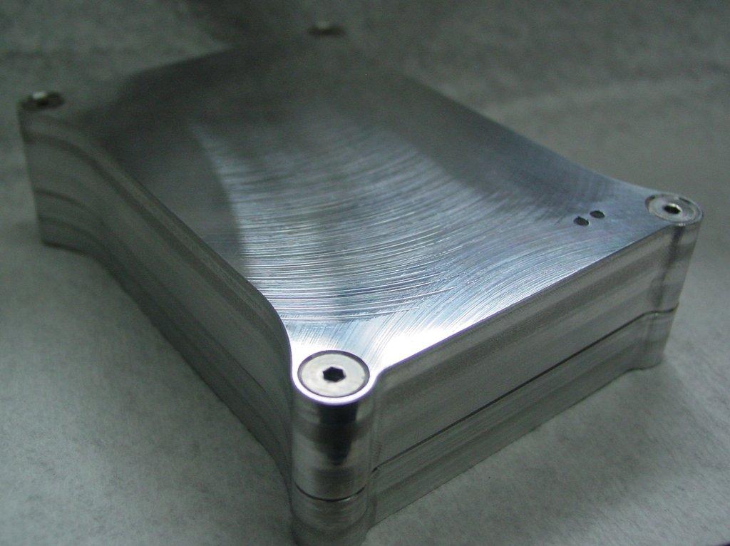Raspberry Pi 3B+ Case Aluminum